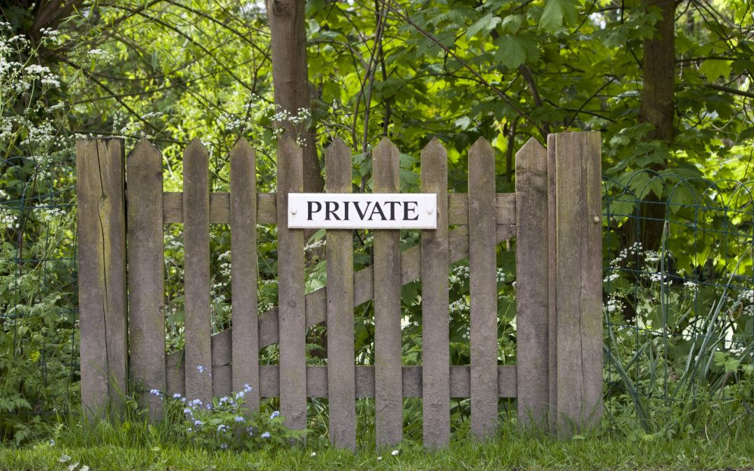Unit 7: Public and Private